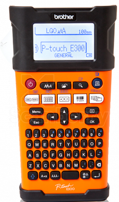 Принтер Brother P-touch E300VP PTE300VPR1