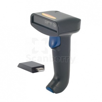 """Фото Беспроводной сканер штрих-кода Mercury CL-800-U """"WIRELESS"""" MER4008"""